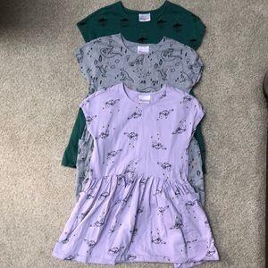 3 Hannah dresses